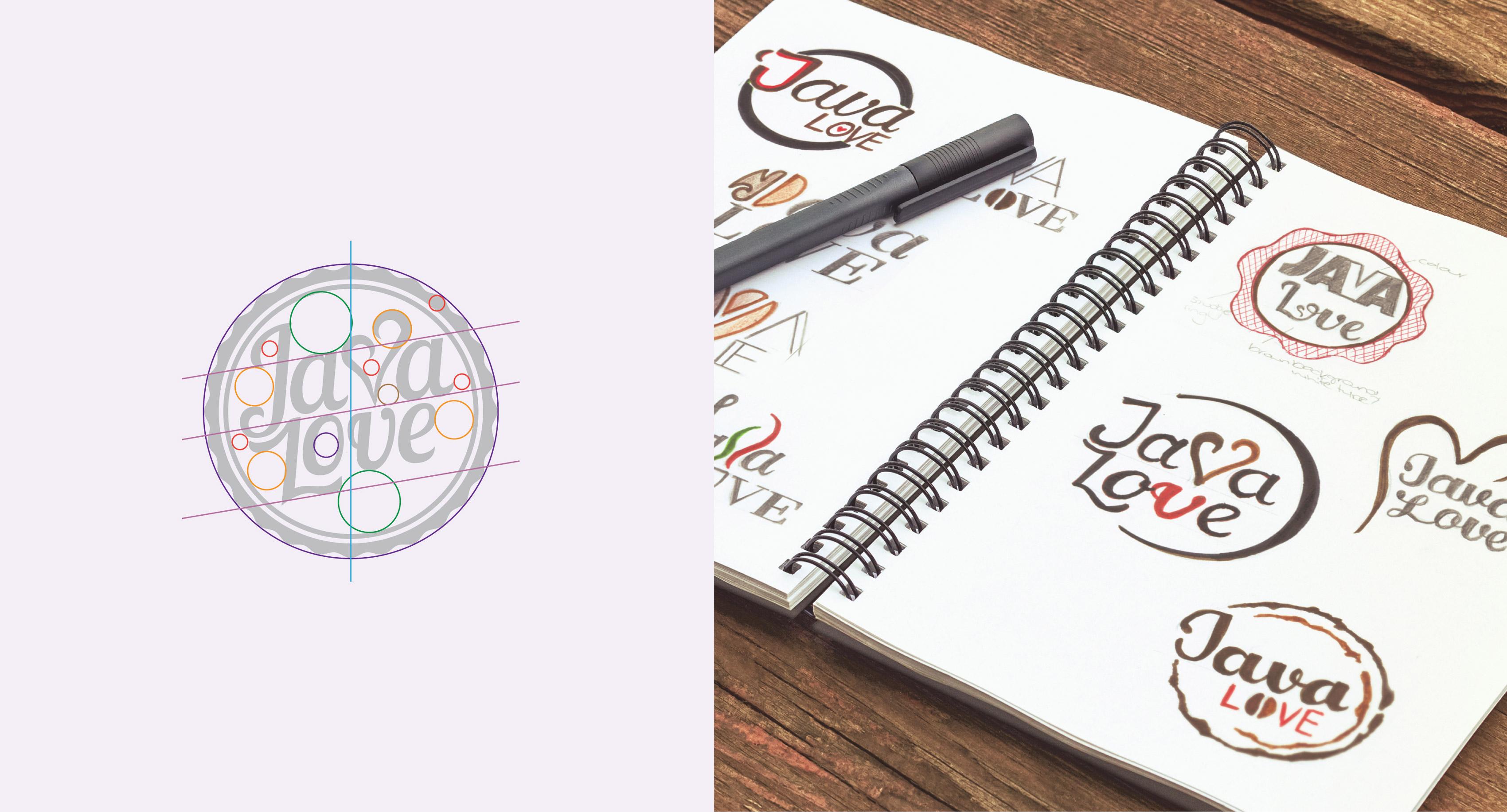 JavaLove-logo-concepts