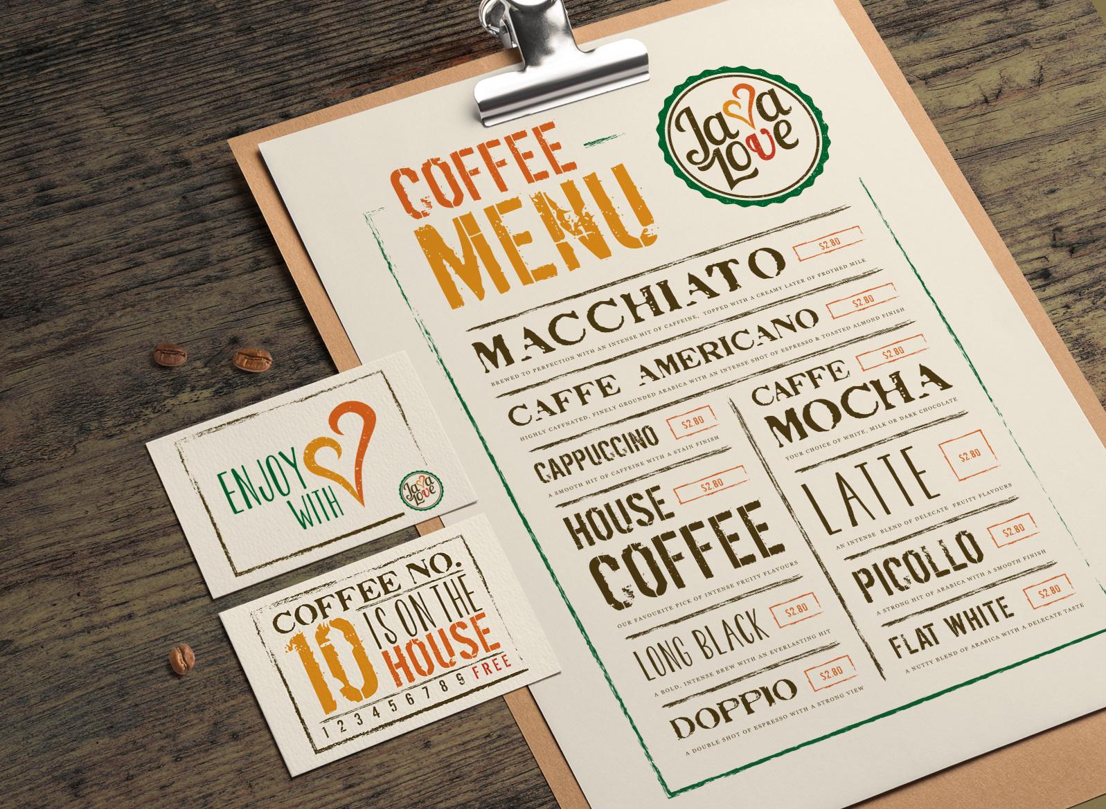 JavaLove-menu-card